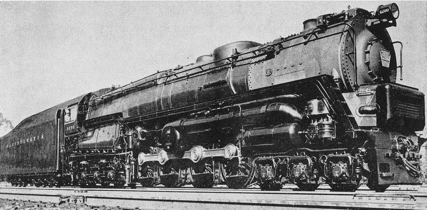allegheny steam locomotive usa