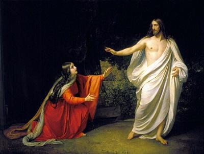 Jesus não está morto