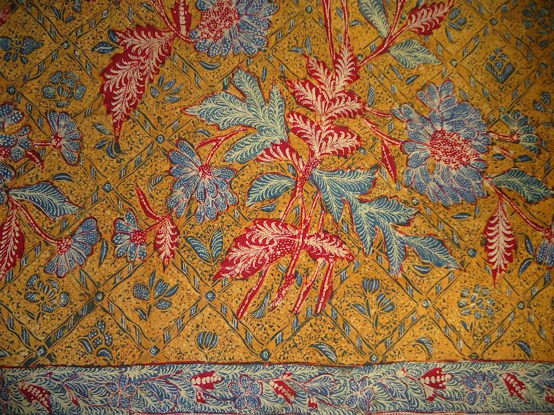 naklassic: Kain batik sarung tiga negri