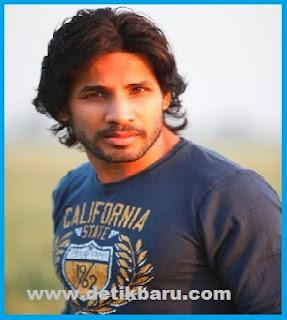 Krip Suri pemeran Rahukaal di serial drama Savitri ANTV