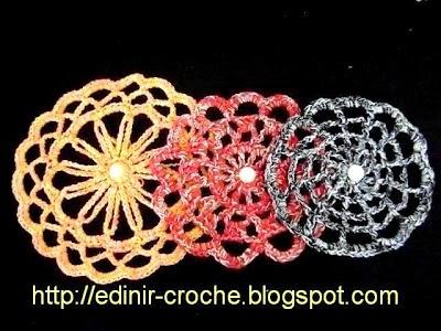 mandalas em croche paixão equilíbrio harmonia aprender croche dvd loja curso de croche edinir-croche