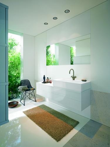 st ber ecke stilvolle waschpl tze f rs kleine bad. Black Bedroom Furniture Sets. Home Design Ideas