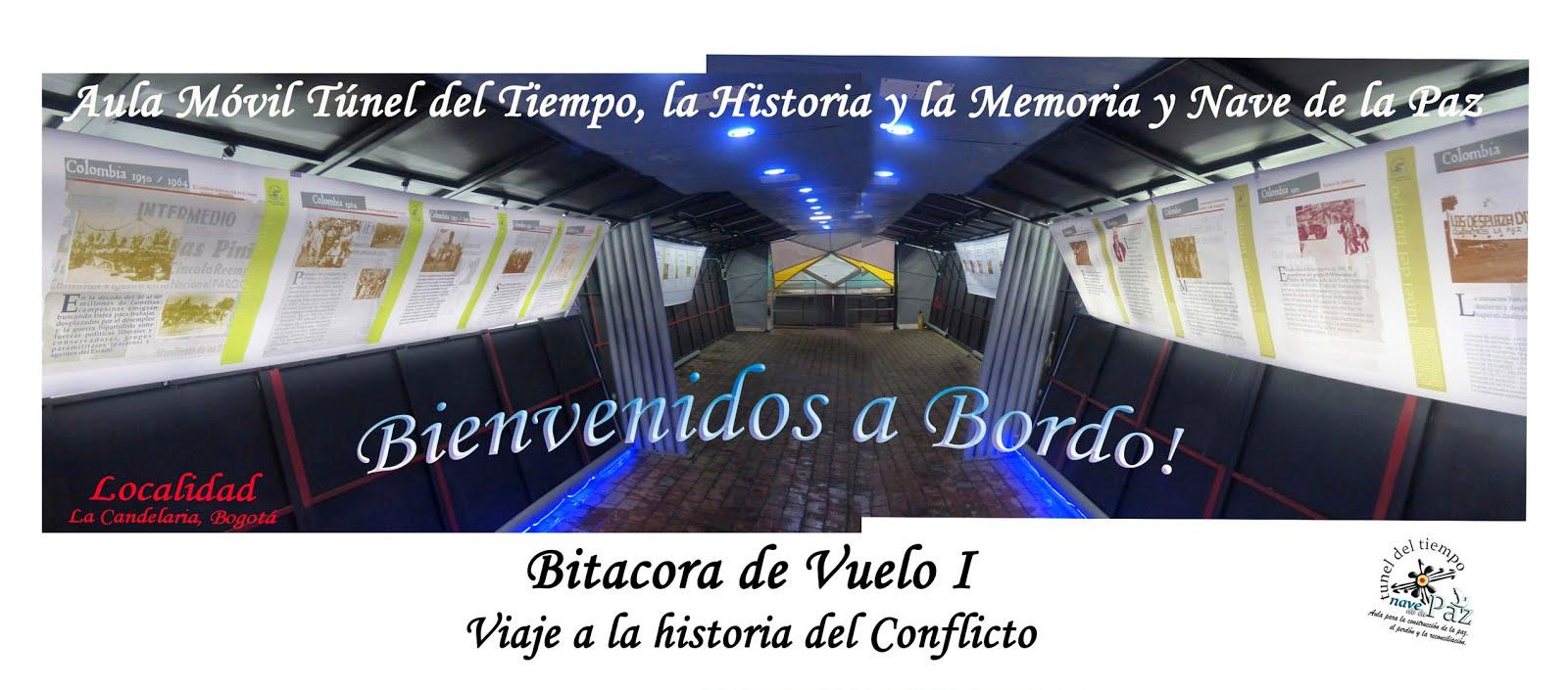 Exposiciòn Itinerante  en el Aula-Nave para la paz