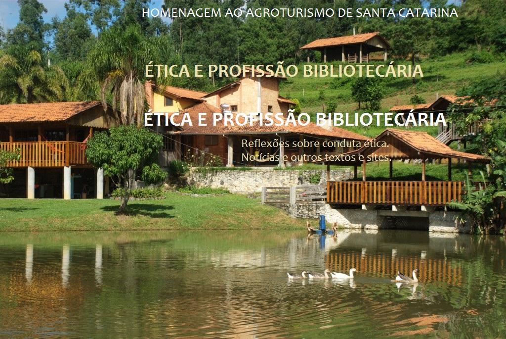 Ética e profissão bibliotecária
