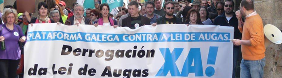 Plataforma Galega contra a Lei de Augas