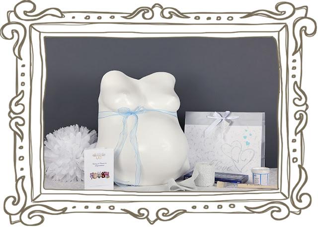 schwangerschaft baby erinnerungen schaffen und schenken ein gipsabdruck set f r den. Black Bedroom Furniture Sets. Home Design Ideas