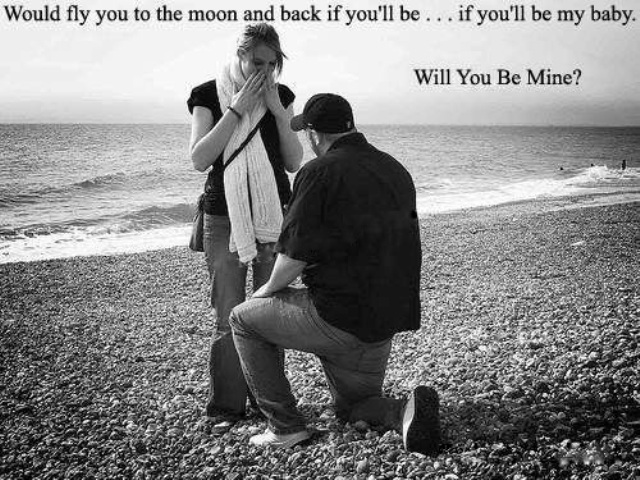 Happy Propose Day Love or Romantic Quotes 2013