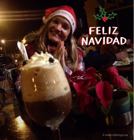 Irish Coffee Night Ride FNRide Navidad 2015 mibiciyyo