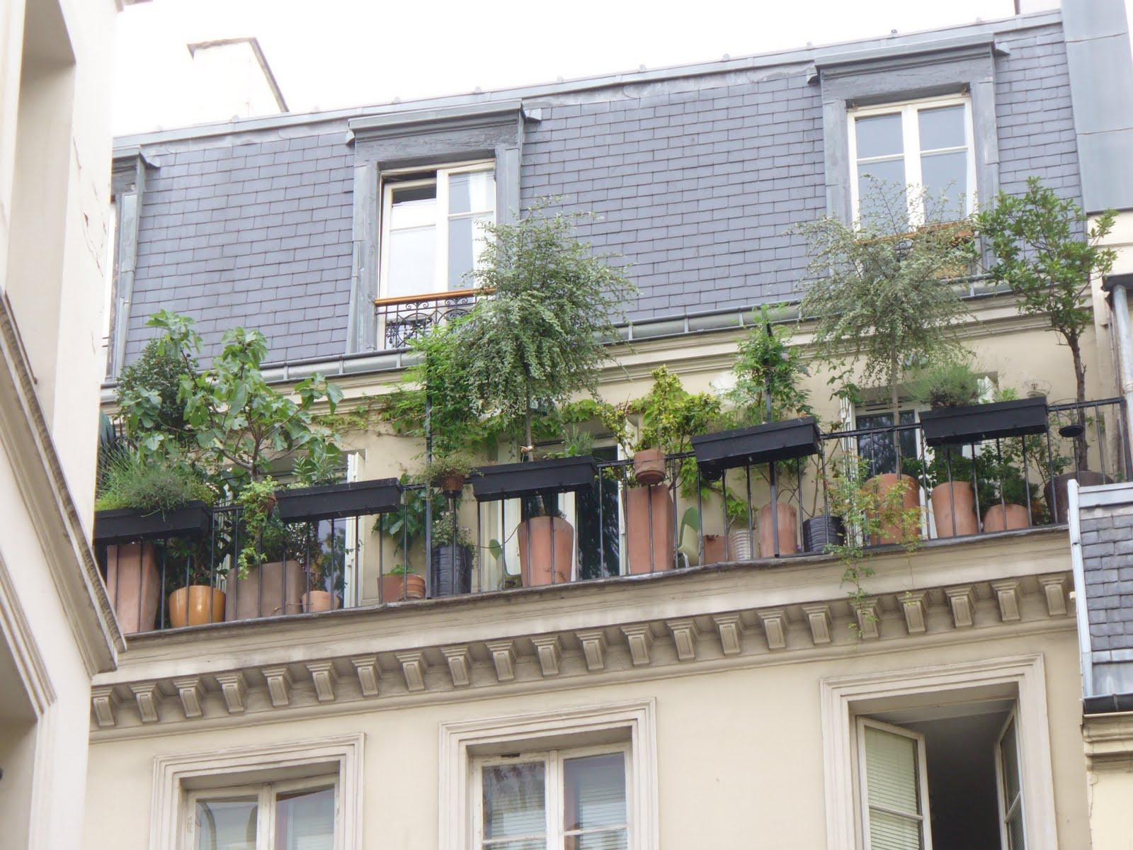 Les balcons de paris les balcons paris des jardins suspendus - Jardin suspendu paris argenteuil ...