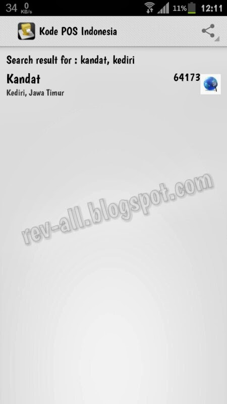 Hasil pencarian - aplikasi Kode Pos Indonesia (rev-all.blogspot.com)