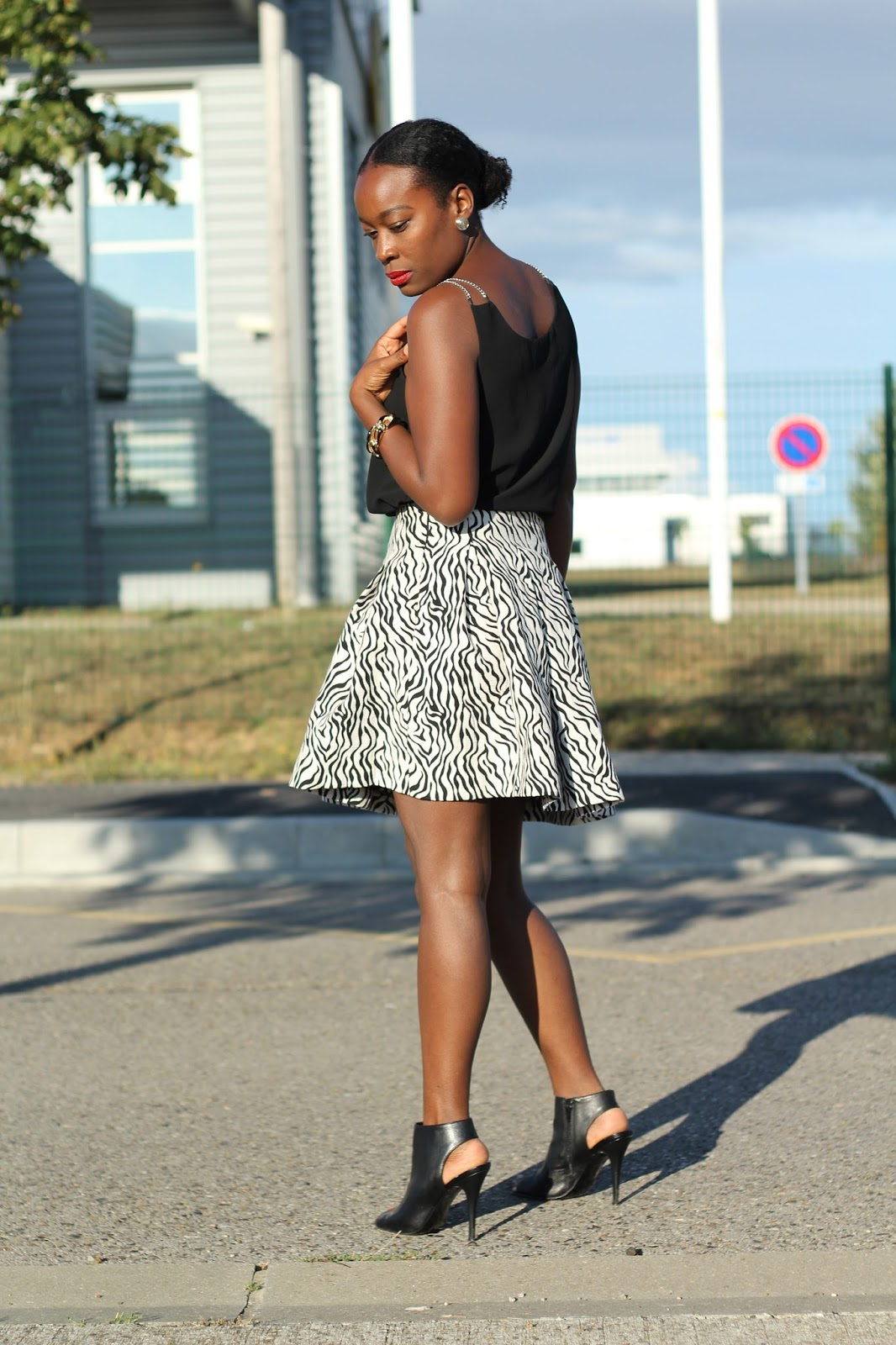 natural hair-fashion blogger-bloggeuse mode