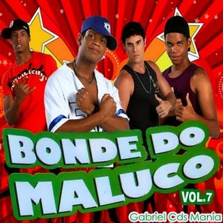 CD : BONDE DO MALUCO CD (VOL.7)