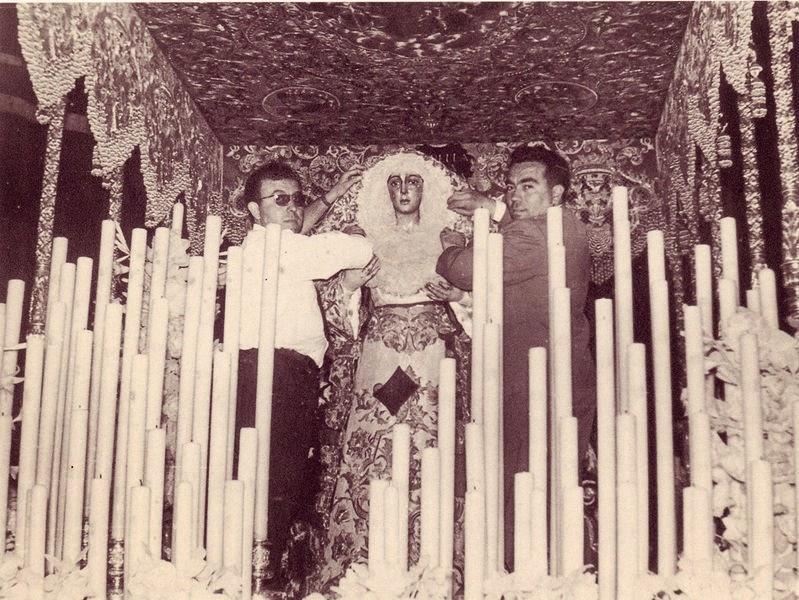 Coronación Macarena hace 50 años 1964 2014