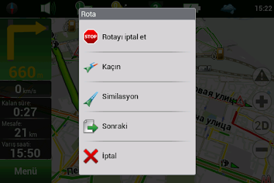 Navitel R v5.5.1 Türkçe Android