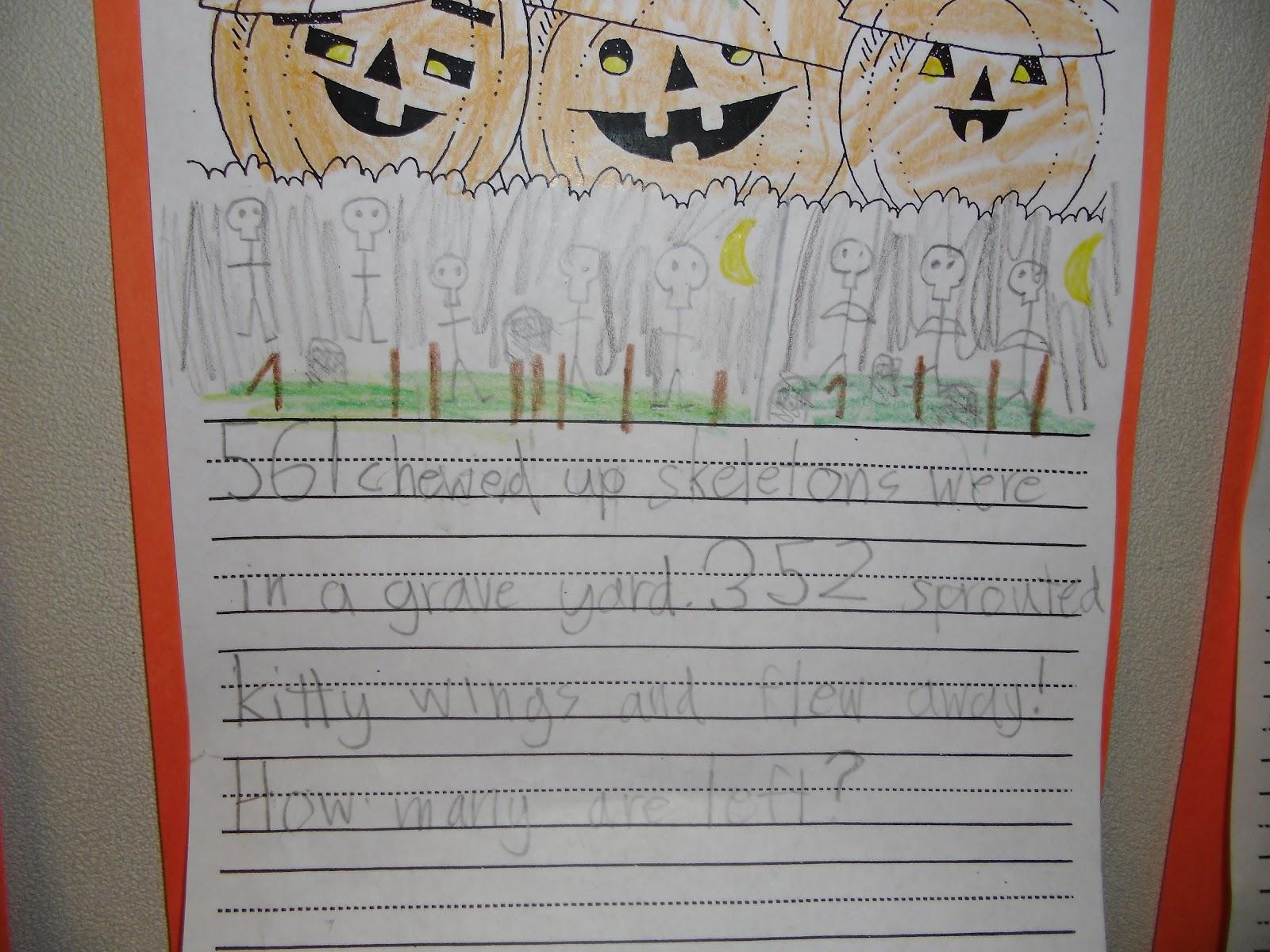 halloween essay questions
