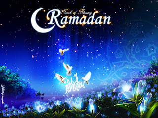 Ramadan Moon night Wallpaper