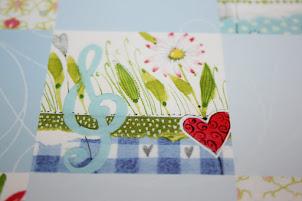 Geschenkpapier Frühling