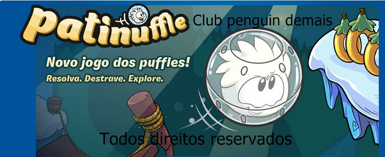 Club penguin Demais