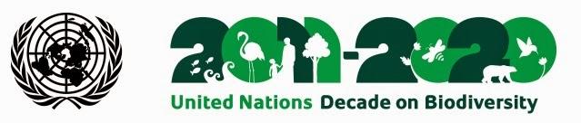 Década da BioDiversidade - 2011 / 2020 - Vivendo em harmonia com a natureza