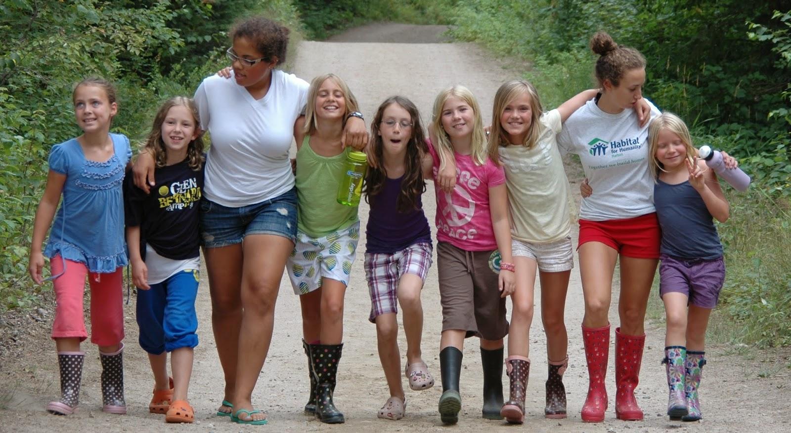 多伦多女子夏令营