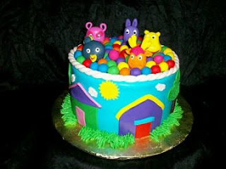 Backyardingans Cakes for Children Parties