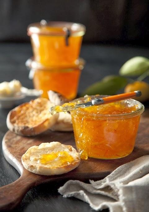 marmellata di arance / orange jam