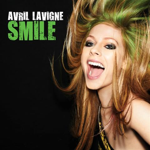 avril lavigne smile