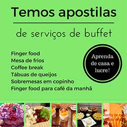 Apostilas sobre eventos disponíveis