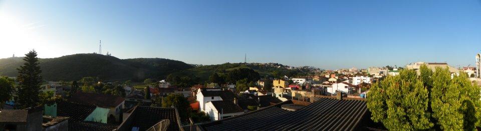 Canguçu - Panorâmica da minha janela