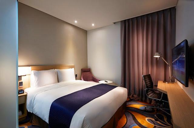 首爾乙支路假日酒店 - 標準雙人房