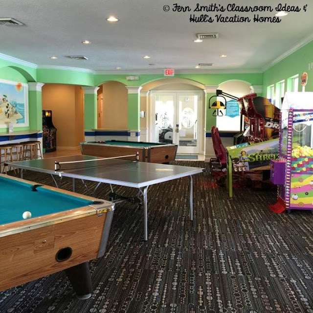 Fern Smith's Classroom Ideas Review of Florida Vacation Rentals - Hulls Vacation Homes in Kissimmee, Florida. Teacher Discount too!