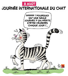 Journée internationale du chat