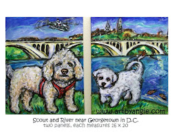 Pet Portraits by Angie