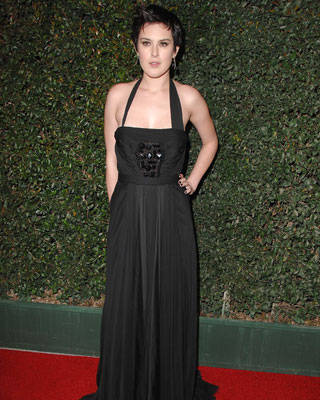 Rumer Willis at The Art of Elysium 10th Anniversary Gala