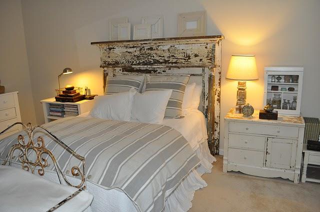 Estilo rustico cabeceros de camas rusticas - Cabeceros de cama rusticos ...
