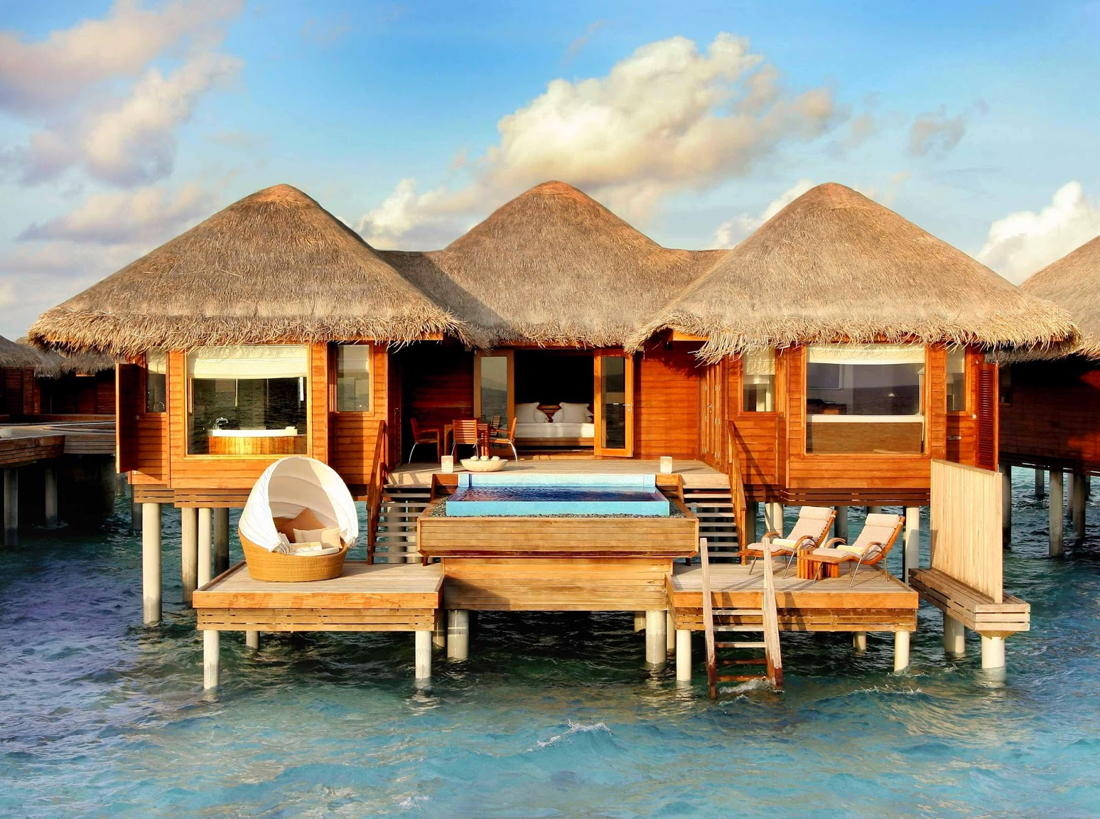 Maldives Water Bungalows All Inclusive