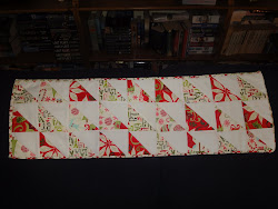 Jayne's Christmas Table Runner