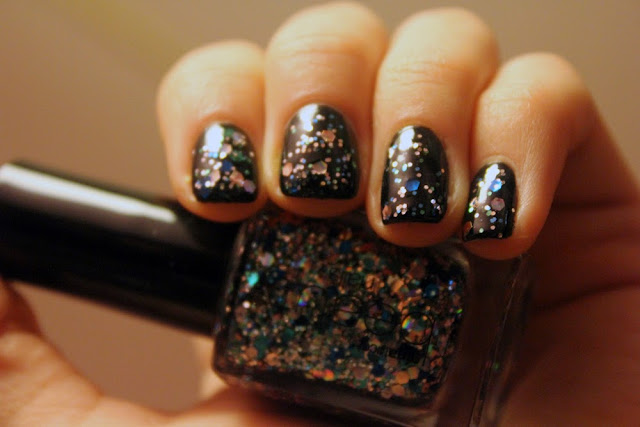 Essence Black is Black Gina Tricot 154 Party