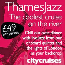 ThamesJazz from City Cruises