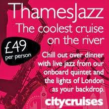 ThamesJazz from City Cruises