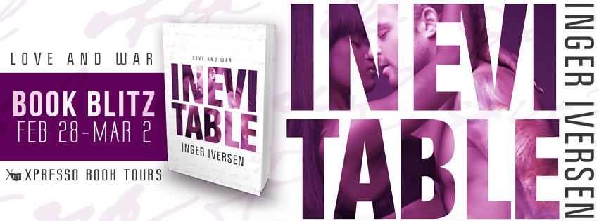Book Blitz: Inevitable by Inger Iversen