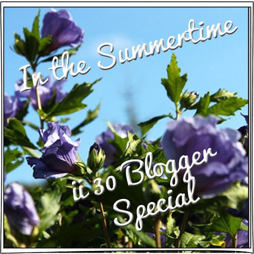 Die neue Juli Blog-Hop-Aktion der Ü30 Blogger