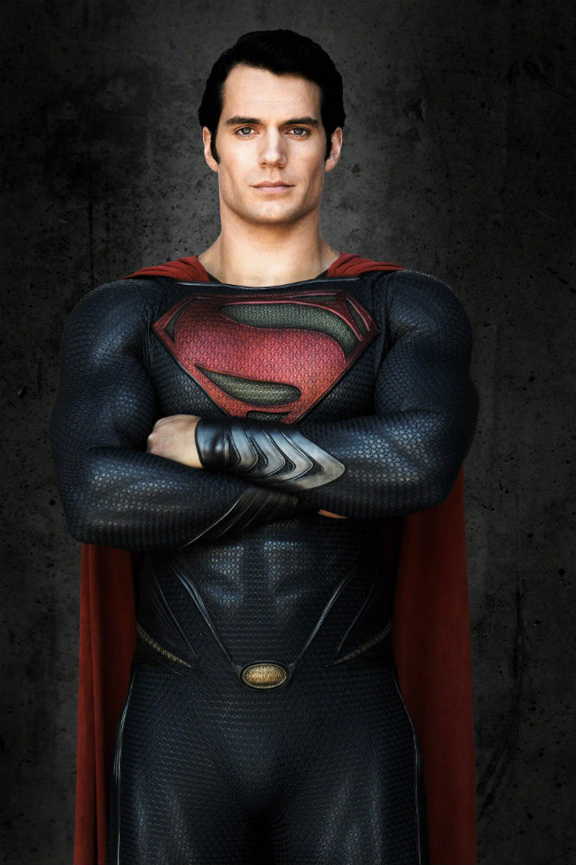 Superman High Resolution
