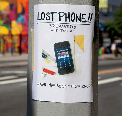 When Company's Phones, Tablets Get Stolen Or Lost