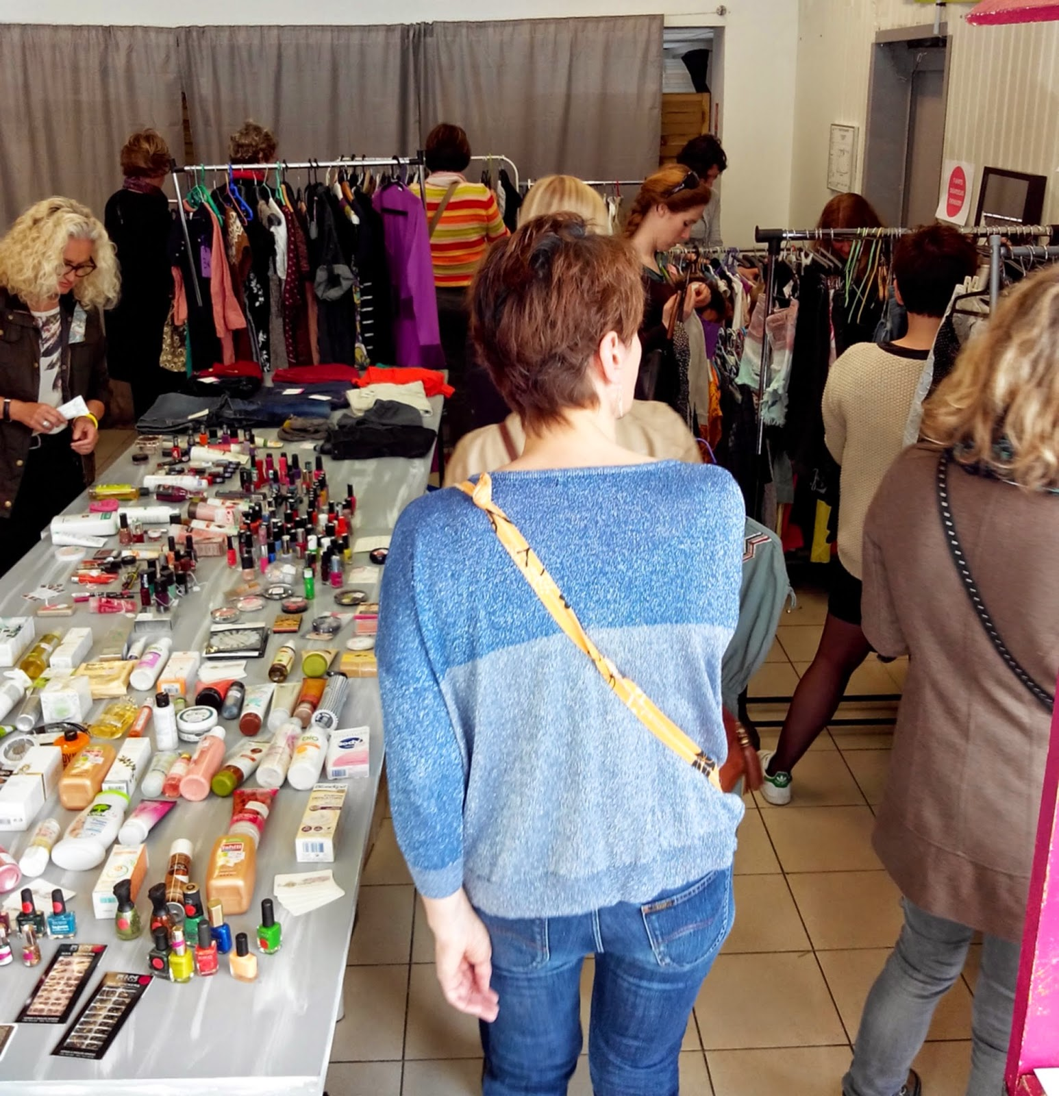 vide-dressing, vide-vanity, La Perle des Loisirs, Rezé, bullelodie