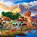 The Ark of Noha - Prophet Nooh (A.S) Ki Kashiti [Urdu]