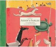 bookcover of Aesop's Fables by John Cech
