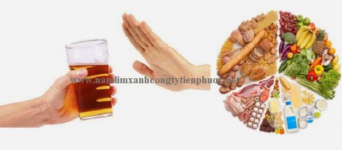 Chế độ ăn cho người bị gan nhiễm mỡ