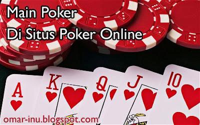 Main Poker Di Situs Poker Online