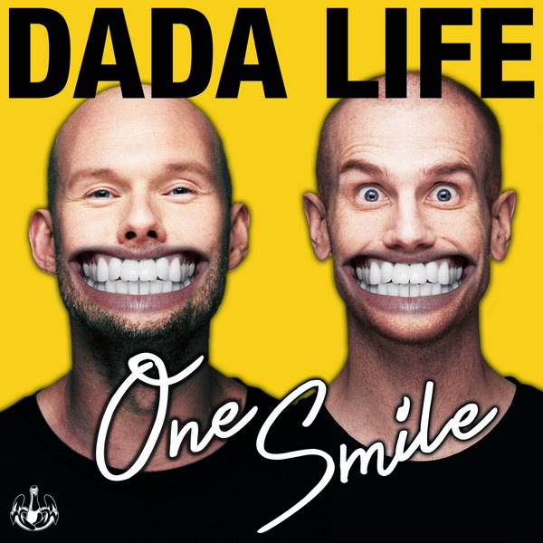 Dada Life - One Smile - Single Cover